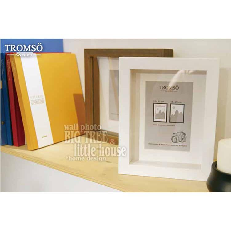 TROMSO相框 風格主義-實木4x6立體單框 /壁貼 臥室 客廳 IKEA 北歐 大樹小屋【H0305028】M2