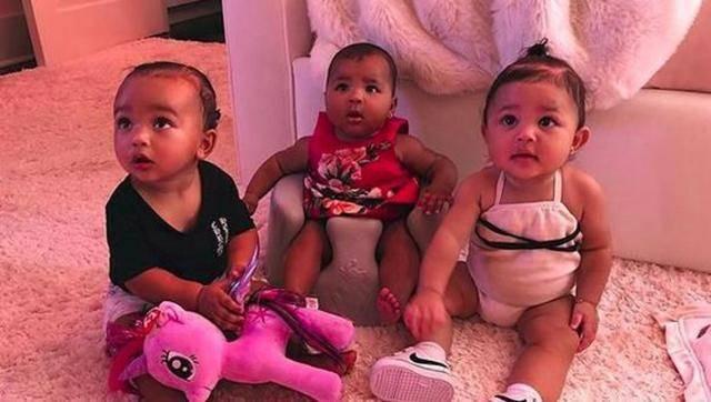 Bayi Bayi Selebriti Super Menggemaskan Yang Lahir Di Tahun 2018 Womantalk Com Line Today