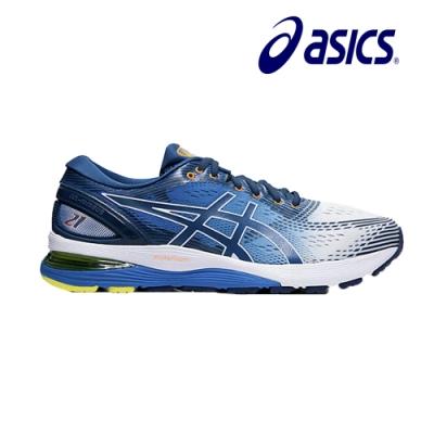 高緩衝鞋款適合長跑及高足弓跑者 搭配軌跡導引系統提升跑步效能 輕盈耐久特性體驗採在雲般的柔軟
