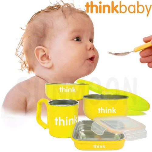 .thinkbaby是來自美國研發由韓國製造之貼心商品 .安全材質製造的食品用具是寶寶的最佳選擇 .有完整的醫師和科學團隊把關,保護寶寶的未來