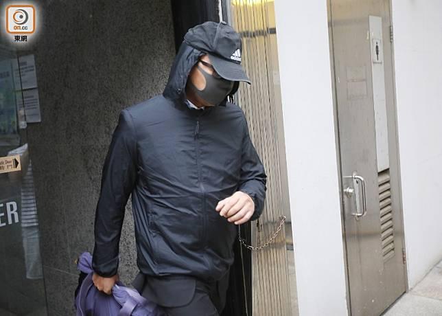 警長歐智威涉嫌欺詐學警一案,今日於區域法院續審。