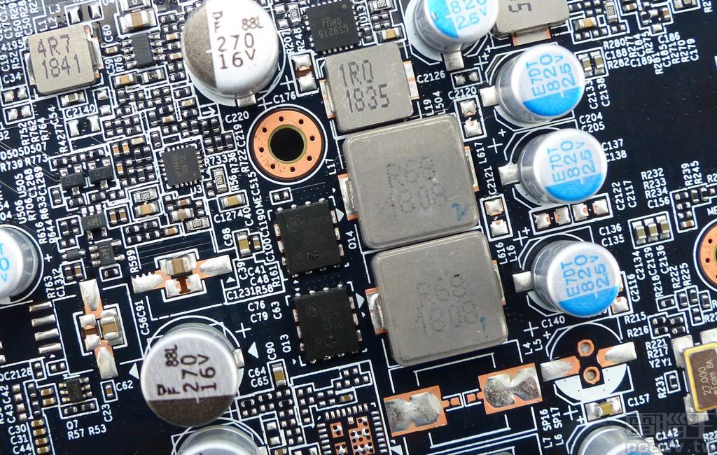 省電、低溫、迷你的高效能顯示卡,GIGABYTE GeForce GTX 1660 Ti Mini ITX OC 6G 測試