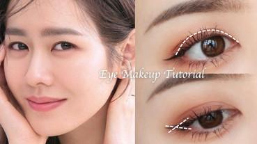 「貝殼眼」不適合畫眼線!彩妝師公開「不適合眼線」女星都有這特點,眼妝畫法揭秘