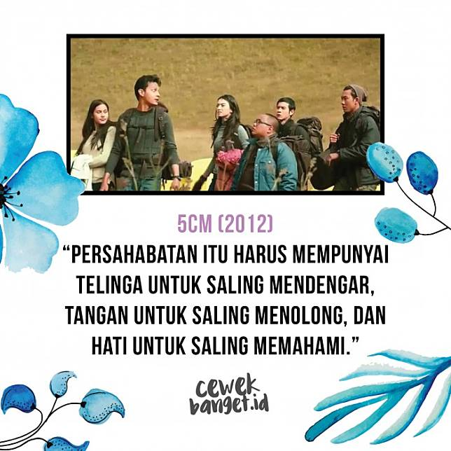 quotes tentang persahabatan dari film friendshipgoals