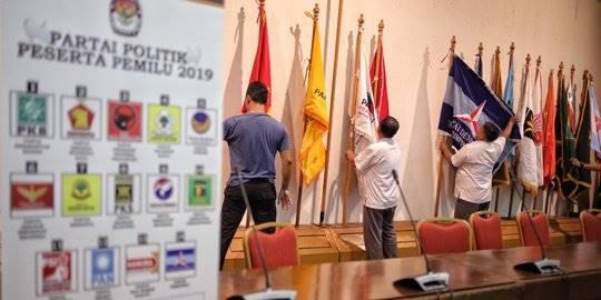 Persiapan Pendaftaran Caleg. ©Liputan6.com/Faizal Fanani