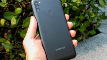平價免四千:Samsung Galaxy M11 實機測試