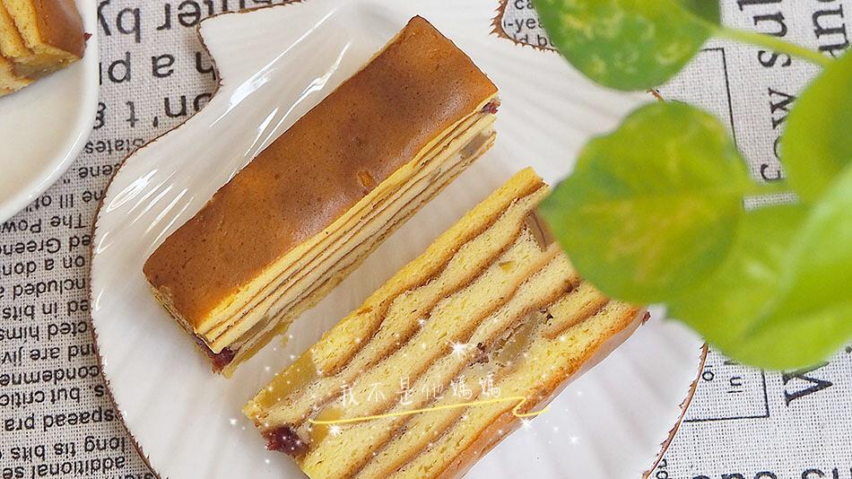 養生生乳捲,地瓜酥推薦,台農57號地瓜,千層蛋糕推薦,hanjee,蔓越莓千層,蜂蜜千層蛋糕推薦,手做千層蛋糕推薦,高纖千層蛋糕,下午茶蛋糕推薦