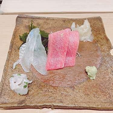 実際訪問したユーザーが直接撮影して投稿した銀座寿司銀座 久兵衛 銀座本店の写真