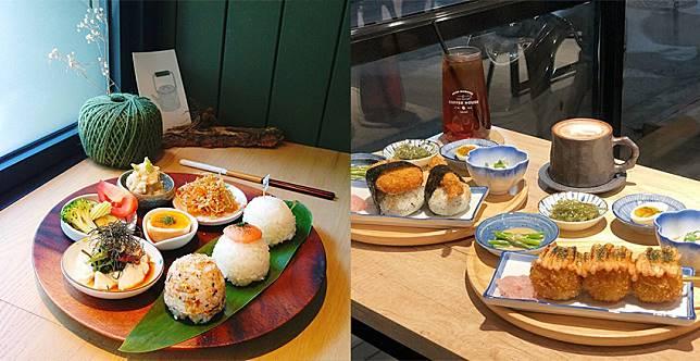 可愛到拍照拍不完~台北5間日式飯糰店,美味秒激少女心