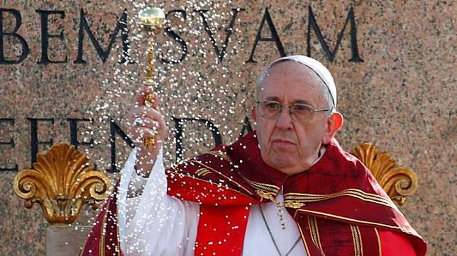 Paus Fransiskus Sebut Proposal Trump Solusi Tidak Adil?