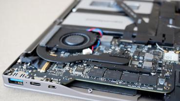 GPD P2 Max動手玩實測篇:迷你筆電也有高水準演出