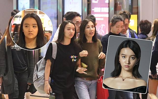 54歲前女神柏安妮的16歲細女(左)激似木村光希!