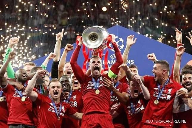 tiga kemenangan lagi Liverpool cetak dua rekor baru