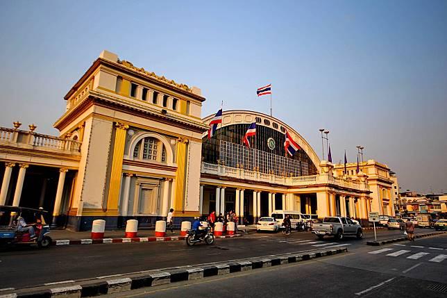 103 ปี สถานีหัวลำโพง สถานีรถไฟสุดคลาสสิคของไทย