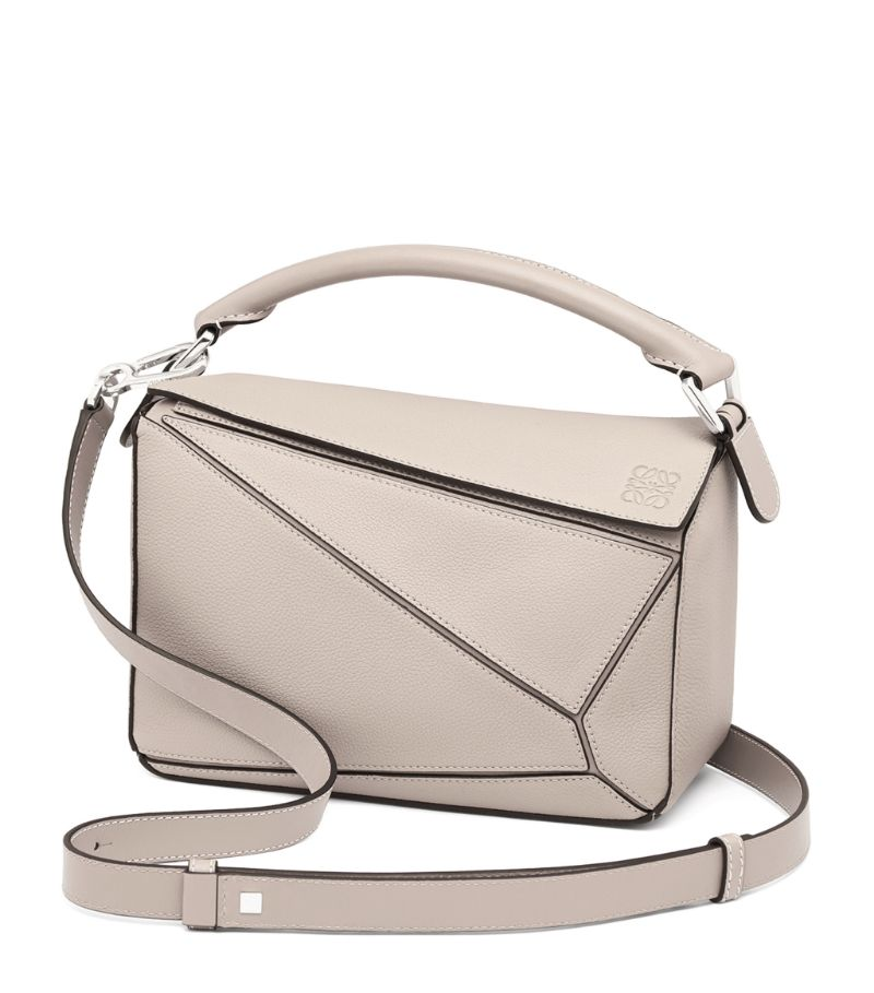 The first bag introduced after Jonathan Anderson was appointed creative director in 2014, LOEWE's Pu
