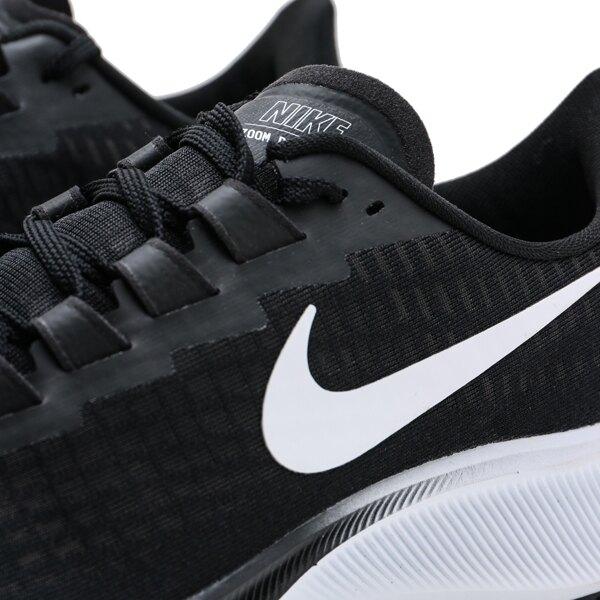 NIKE 慢跑鞋 ZOOM PEGASUS 37 飛馬 黑白 休閒 百搭 基本款 男 (布魯克林) BQ9646-002