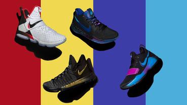 勘履訪客 / Nike 'Flip the Switch' 系列戰靴