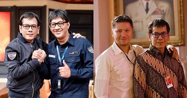 Ucapan 7 seleb untuk Wishnutama jadi Menteri Pariwisata