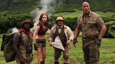 2017 好萊塢盈利電影 Top 10 《野蠻遊戲:瘋狂叢林》比超級英雄電影都賺錢!