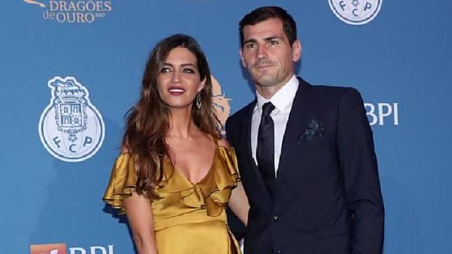 Istri Casillas Jadi Sasaran Komentar Pedas Netizen, Kenapa?