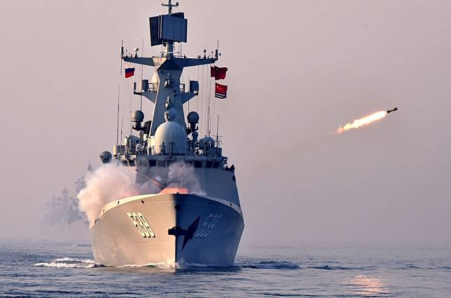 China, Russia, Iran 'plan joint naval drill in international waters'