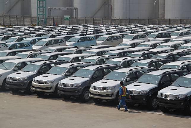 Ekspor Mobil Toyota Naik 4%, Fortuner Paling Laku