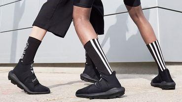 adidas Y-3 全新Suberou鞋款三款配色登場