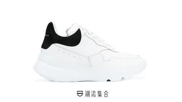 Alexander McQueen全新復古跑鞋登場!