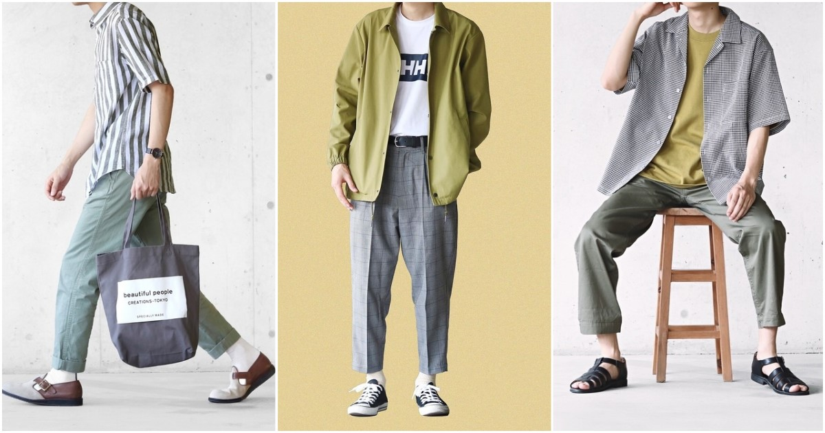 每天都有配色困難?快追蹤這位日本人氣穿搭客讓你輕鬆穿出清新好感印象!