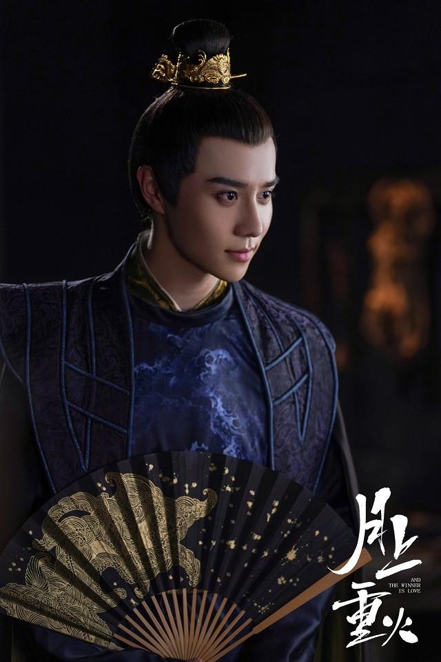 《傳聞中的陳芊芊》演員其它古裝劇4:權沛倫《月上重火》、《擇天記》、《扶搖》