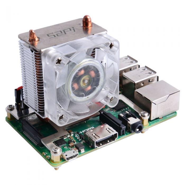 ICE Tower是款專為Raspberry Pi設計的散熱器。
