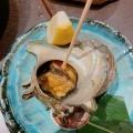 サザエのつぼ焼 - 実際訪問したユーザーが直接撮影して投稿した新宿焼鳥三平DININGの写真のメニュー情報
