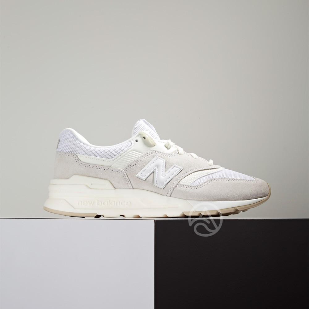 新品 New Balance 997H 中性 米白 象牙白 復古休閒鞋 CM997HCB