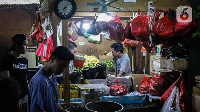 Mulai Juli 2020, Larangan Kantong Plastik di Mal-Pasar Jakarta Diberlakukan