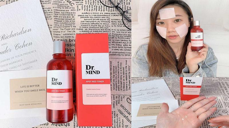 韓國 Dr Mind~舒緩化妝水神木水150ml