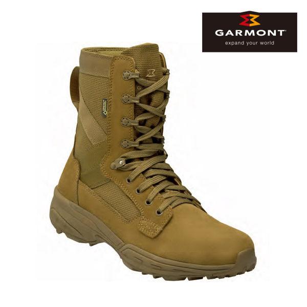GARMONT 男款 Gore-Tex高統Mission軍靴T8 NFS 670 GTX WIDE 481996/214 狼棕色 / 城市綠洲 (高筒靴、防水透氣)