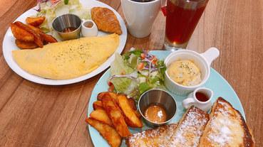 江子翠-早午餐●簡食光 Simple Food