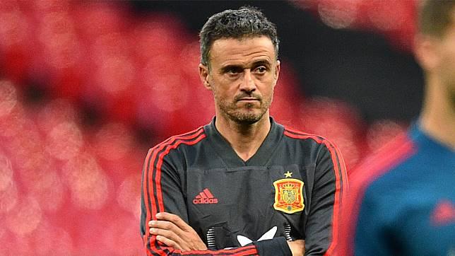 ช็อค!! เอ็นริเก้ ไขก็อก ลาตำแหน่งกุนซือทีมชาติสเปน