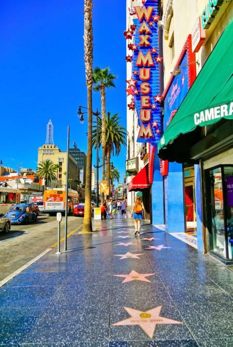 Hollywood Walk of Fame, Jalan Panjang Sejarah Para Bintang Terkenal Dunia