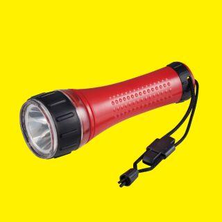 【ELPA】電池が選べるライト