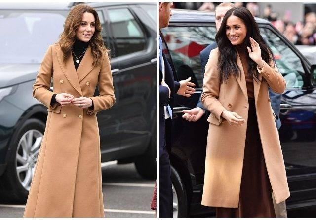 Tidak Akur, Kate Middleton Ternyata Contek Gaya Busana Meghan Markle