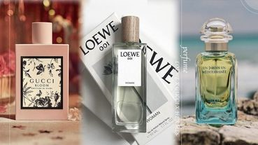入手精品不困難!LOEWE、GUCCI香水奢華香調甜蜜價格,加碼五款好評香水推薦,七夕禮物選它們就對了!