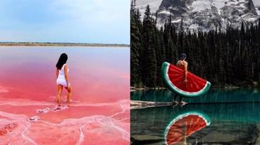 誰說長大後就不能享受暑假?趁著還有 2 個月時間準備,看看這些是否你的心水目的地!