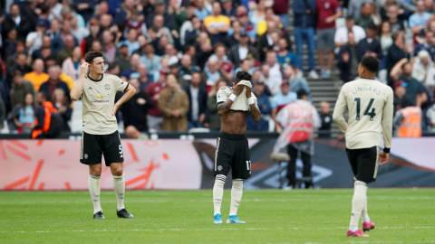 Mourinho: Tak Ada Perbaikan di Manchester United