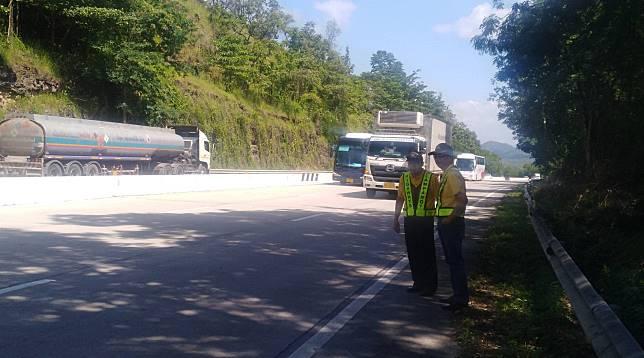 แขวงทางหลวงลำปางที่1เตรียมเสริมอุปกรณ์ความปลอดภัยทางถนนหลังเกิดอุบัติหมู่