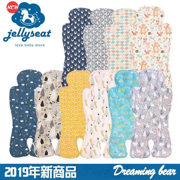 【團購價】【韓國Jellyseat】 2019獨家微顆粒果凍涼珠 有機棉酷涼墊 /9款