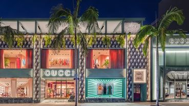 GUCCI 餐酒館比佛利山分店開幕!合作米其林三星主廚、打造戶外陽台「豪華頂樓餐廳」一覽洛杉磯最迷人夜景