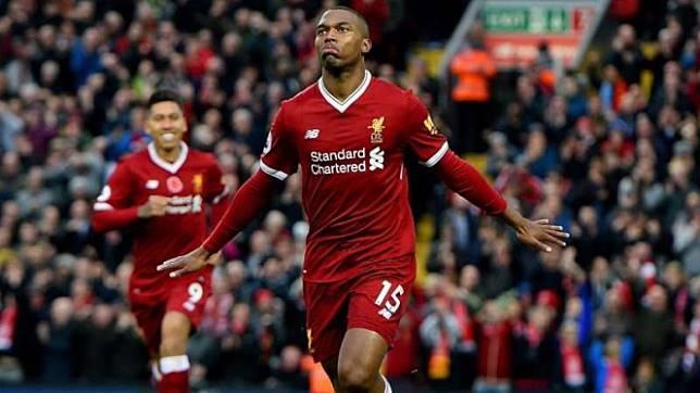 Penyerang Liverpool, Daniel Sturridge