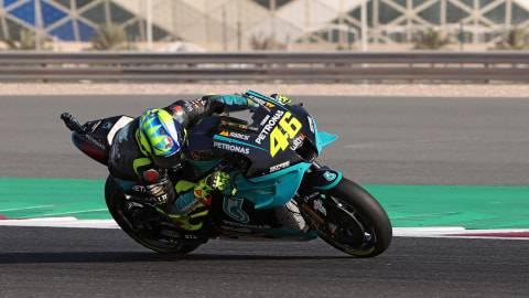 Gagal Bersaing di MotoGP Spanyol, Valentino Rossi Akui Dirinya Tak Secepat Dulu