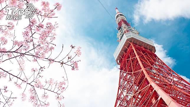 東京鐵塔。示意圖/TVBS